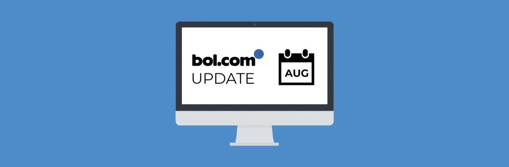 Bol.com Update Augustus